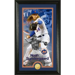 Noah Syndergaard Supreme Bronze Coin PhotoMint