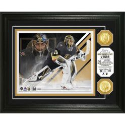 Marc-Andre Fleury Bronze Coin Photo Mint