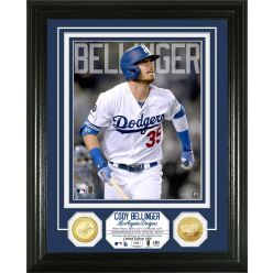 Cody Bellinger Bronze Coin PhotoMint
