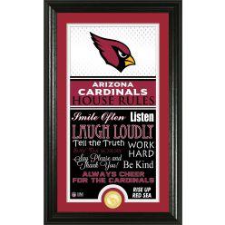 Arizona Cardinals Jersey House Rules Supreme Photo Mint
