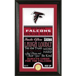 Atlanta Falcons Jersey House Rules Supreme Photo Mint