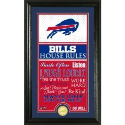 Buffalo Bills Jersey House Rules Supreme Photo Mint