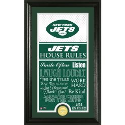New York Jets Jersey House Rules Supreme Photo Mint