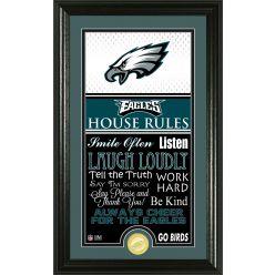 Philadelphia Eagles Jersey House Rules Supreme Photo Mint