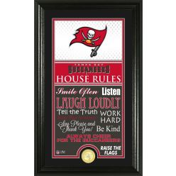 Tampa Bay Buccaneers Jersey House Rules Supreme Photo Mint