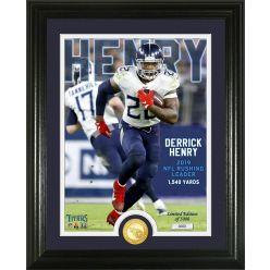 Derrick Henry 2019 Rushing Leader Single Coin