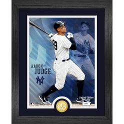 Aaron Judge  New York Yankees Bronze Coin Photo Mint