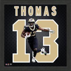 Michael Thomas Jersey Number Frame