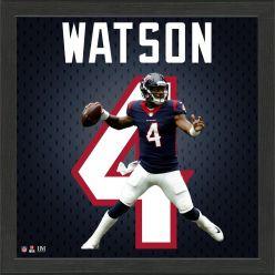 Deshaun Watson Jersey Number Frame