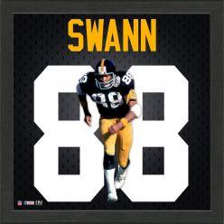 Lynn Swan Jersey Number Frame