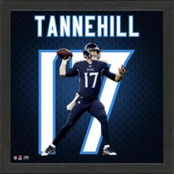 Ryan Tannehill Jersey Number Frame