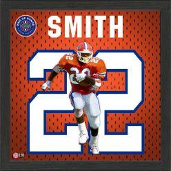 Emmitt Smith Ring of Honor Jersey Framed Photo