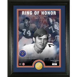 Jack Youngblood Ring of Honor Bronze Coin Photo