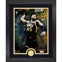 "Donovan Mitchell ""Dominator""  Bronze Coin Photo Mint"