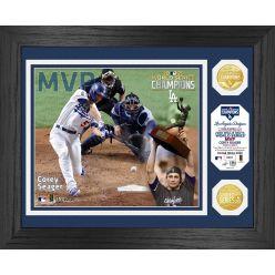 Los Angeles Dodgers 2020 World Series MVP Bronze Coin Photo Mint