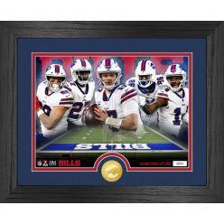 Buffalo Bills Team Force Bronze Coin Photo Mint