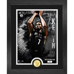 Kevin Durant Dominator Bronze Coin Photo Mint
