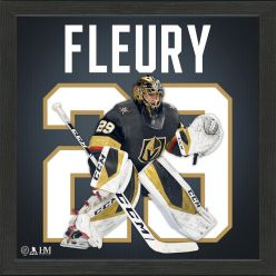 Marc Andre Fleury Impact Jersey Frame