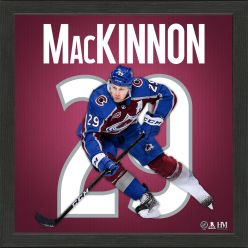 Nathan Mackinnon Impact Jersey Frame