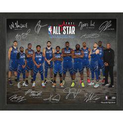 NBA 2021 Team Durant All Stars Signature Frame