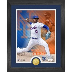Marcus Stroman Bronze Coin Photo Mint