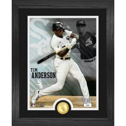 Tim Anderson Bronze Coin Photo Mint