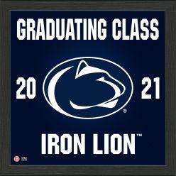 Penn State University 2021 Graduation Pride Photo Mint