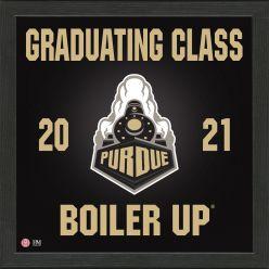 Purdue University 2021 Graduation Pride Photo Mint