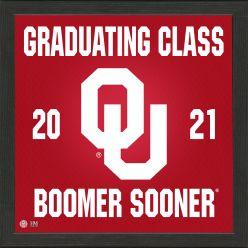 University of Oklahoma 2021 Graduation Pride Photo Mint