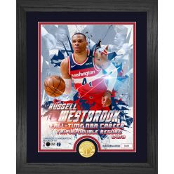 Russell Westbrook All-Time NBA Triple Double Record Photo Mint