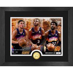 Phoenix Suns Team Force Bronze Coin Photo Mint