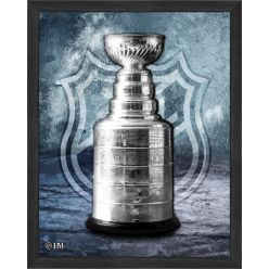 The Stanley Cup Commemorative Frame