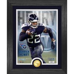 Derrick Henry Bronze Coin Photo Mint