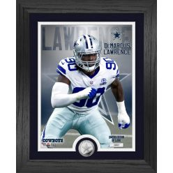 DeMarcus Lawrence Silver Coin Photo Mint