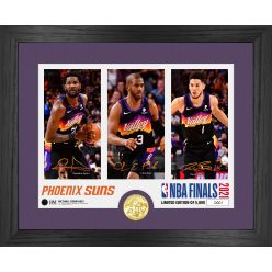 Phoenix Suns 2021 NBA Finals Team Force Bronze Coin Photo Mint