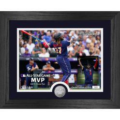Vladimir Guerrero Jr. 2021 All-Star Game MVP Silver Coin Photo Mint