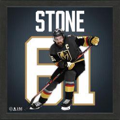 Mark Stone IMPACT Jersey Frame