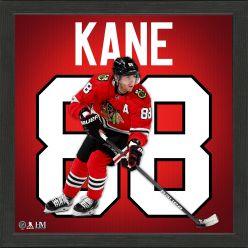 Patrick Kane IMPACT Jersey Frame