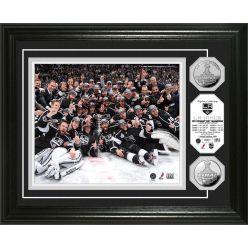 "LA Kings 2012 Stanley Cup Champions ""Celebration"" Photo Mint"