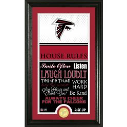 Atlanta Falcons Personalized House Rules