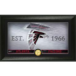 Atlanta Falcons Personalized Man Cave Bronze Coin Photo Mint