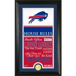 Buffalo Bills Personalized House Rules