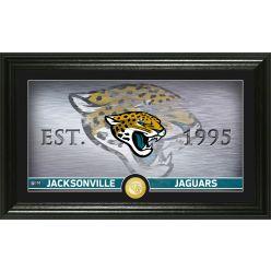 Jacksonville Jaguars Personalized Man Cave Bronze Coin Photo Mint