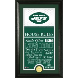 New York Jets Personalized House Rules