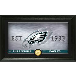 Philadelphia Eagles Personalized Man Cave Bronze Coin Photo Mint