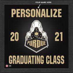 Purdue University Personalized 2021 Graduation Pride Photo Mint
