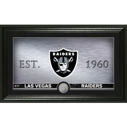 Raiders Personalized Man Cave Minted Coin Photo Mint