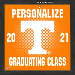 University of Tennessee Personalized 2021 Graduation Pride Photo Mint