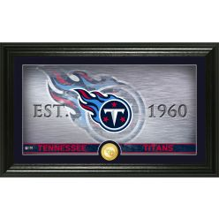 Tennessee Titans Personalized Man Cave Bronze Coin Photo Mint