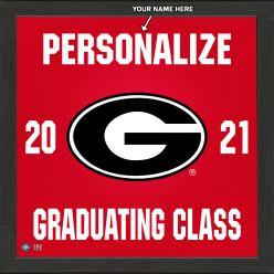 University of Georgia Personalized 2021 Graduation Pride Photo Mint